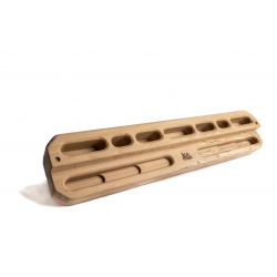 Lama Totem - hangboard, beech wood version