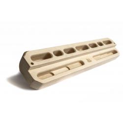 Lama Totem - hangboard, plywood version