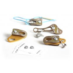 EQB Minima FX kladkový systém s integrovanou brzdou Elephant