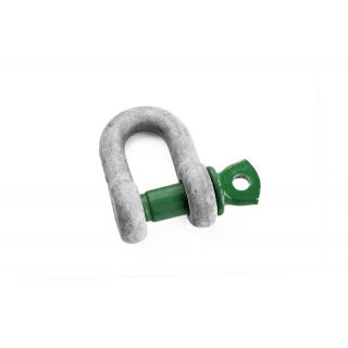 Shackle D Green Pin 2 t