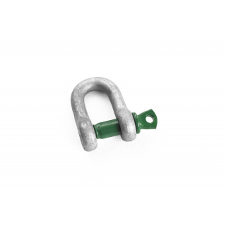 Shackle D Green Pin 1,5 t