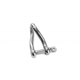 Shackle D Twist 8 mm