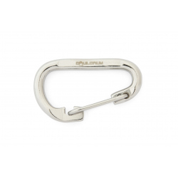 Small carabiner stainless steel
