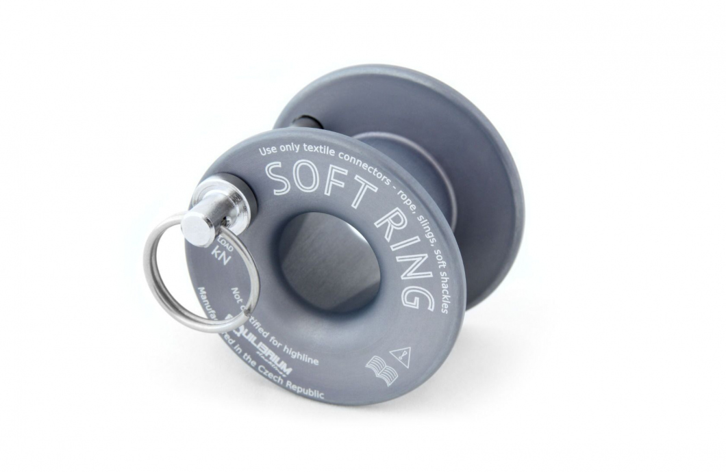 Soft Ring with PullPinem