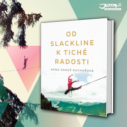 Kniha Od slackline k tiché radosti